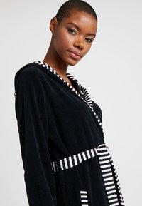 Vossen - JUNO - Dressing gown - schwarz - 3