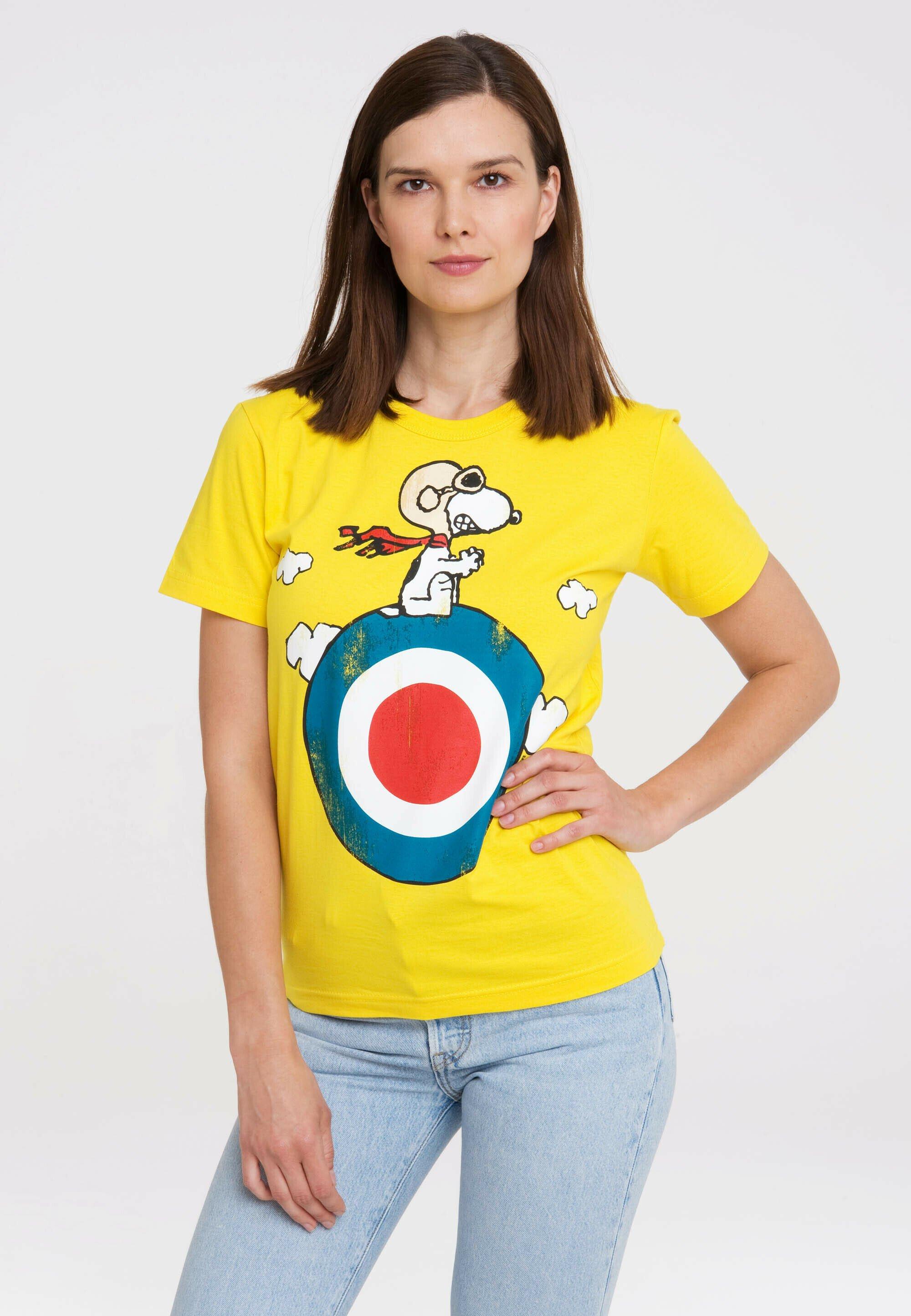 Damen PEANUTS SNOOPY - T-Shirt print