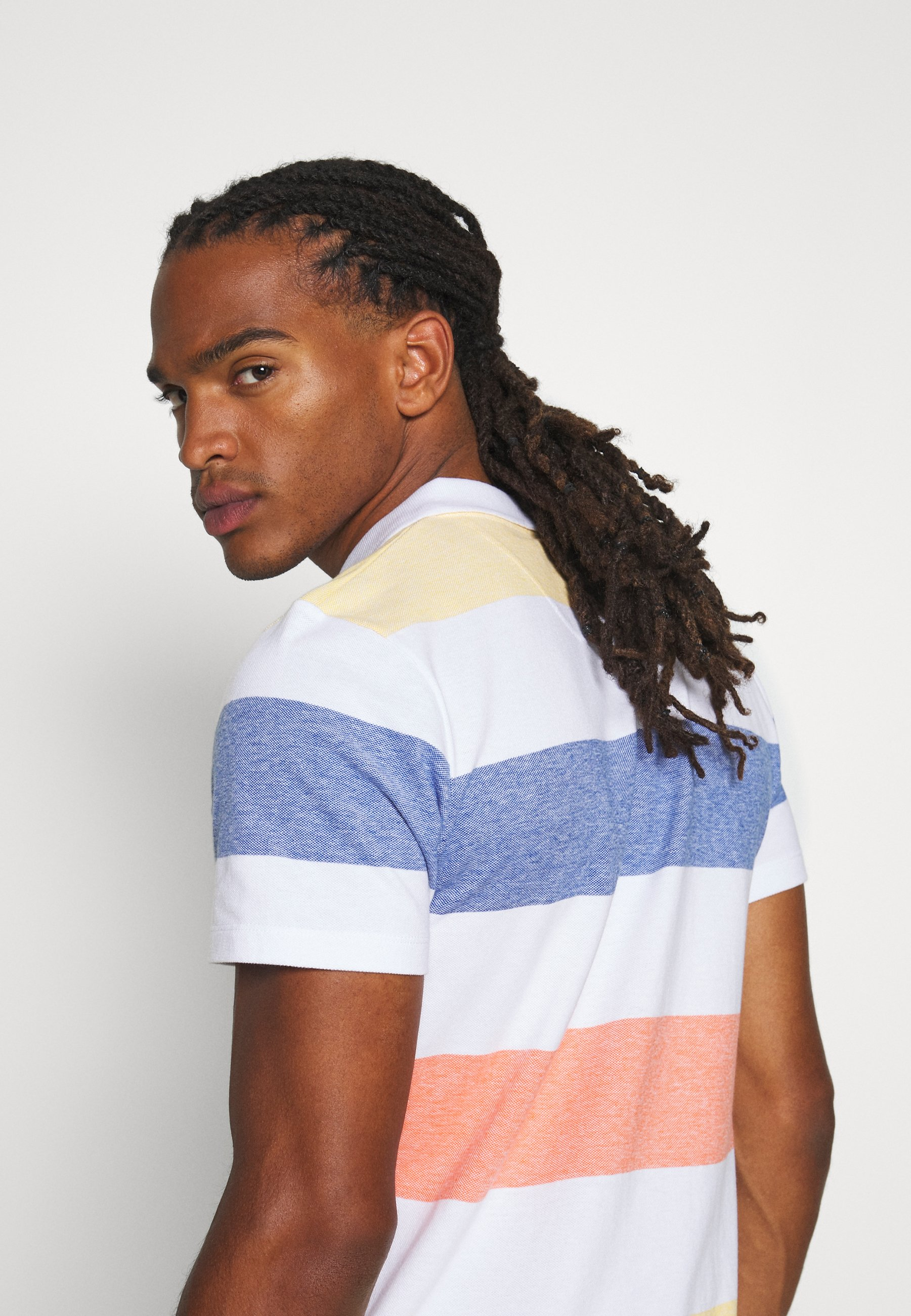 Wrangler Polo shirt - white PDunj