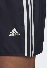 adidas Performance - 3-STRIPES CLX SWIM SHORTS - Shorts da mare - blue - 4