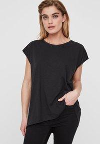 Noisy May - Basic T-shirt - black - 0