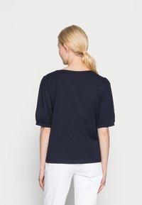 edc by Esprit - COO  - T-shirt print - navy - 2
