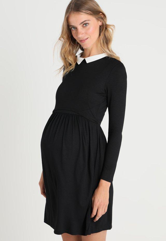 CAROLANE - Jersey dress - black