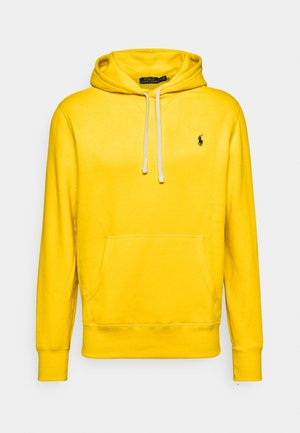 Hoodie - athletic gold