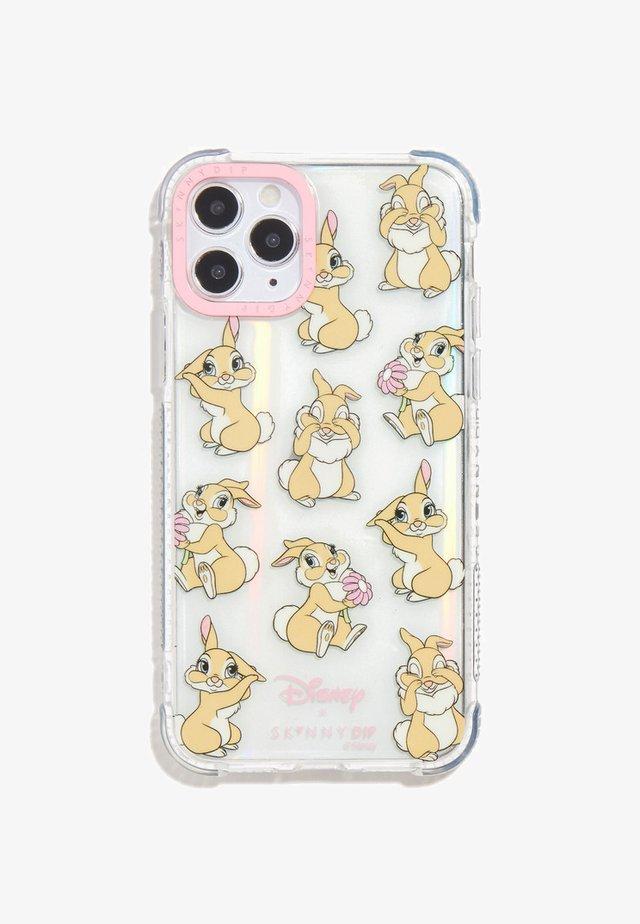 DISNEY X SKINNYDIP MISS BUNNY SHOCK CASE - IPHONE 12  - Phone case - pink