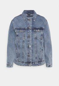 VMKATRINA JACKET - Denim jacket - light blue denim