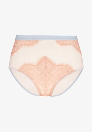AMIE HIGH WAIST KNICKER - Briefs - biscuit