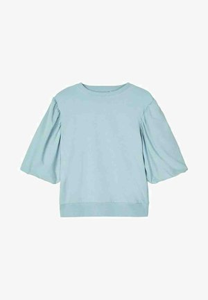 Basic T-shirt - dusty blue