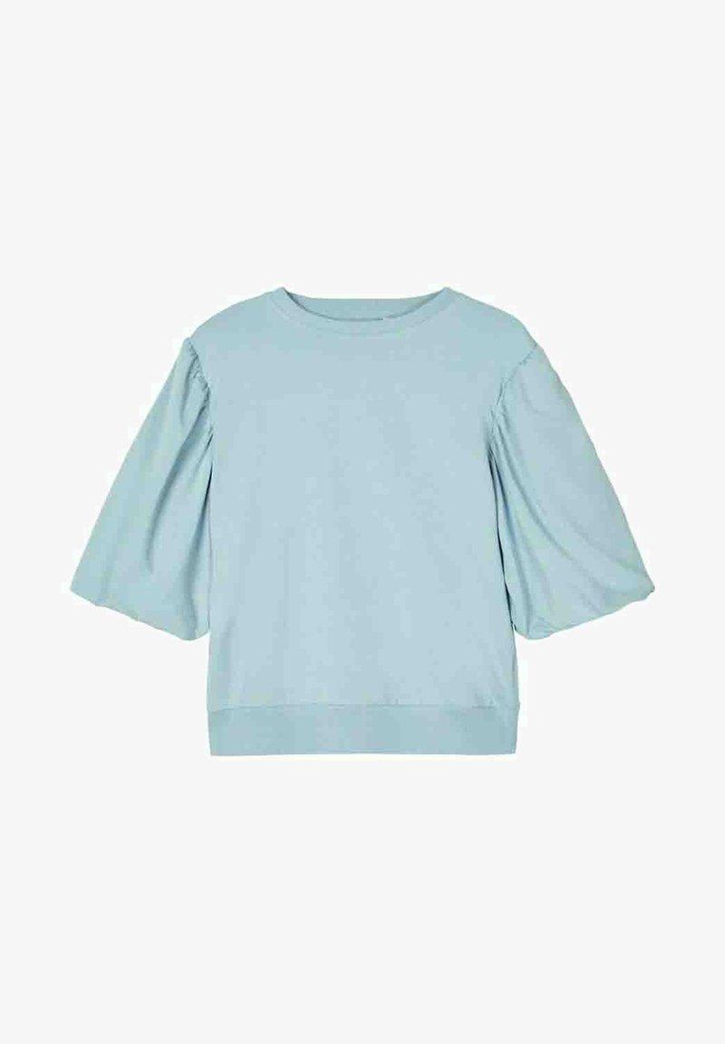 Name it - Basic T-shirt - dusty blue
