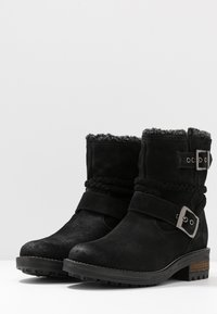 Superdry - HURBIS - Winter boots - black - 4