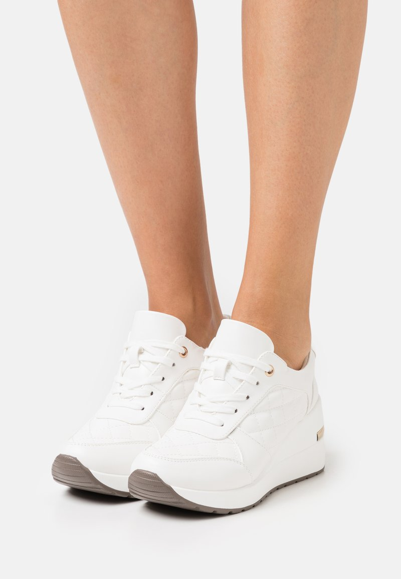New Look - MARGOT - Sneakers laag - white