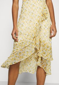 Abercrombie & Fitch - Day dress - white/yellow - 6
