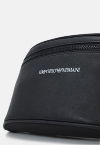 Emporio Armani - BELT BAG - Bum bag - black - 4