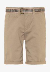 Tiffosi - HENRY - Shorts - beige - 0