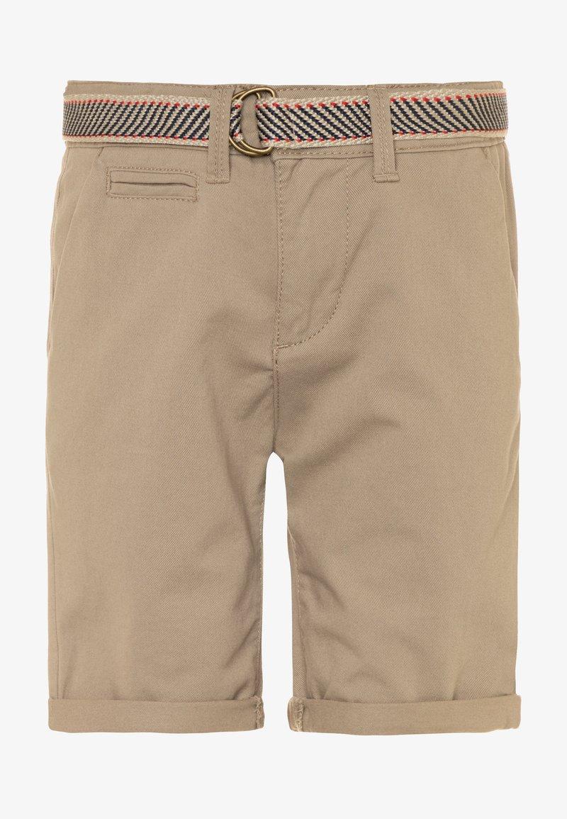 Tiffosi - HENRY - Shorts - beige