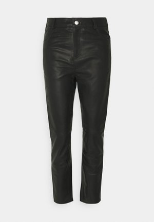 PHOENIX PANTS - Trousers - black