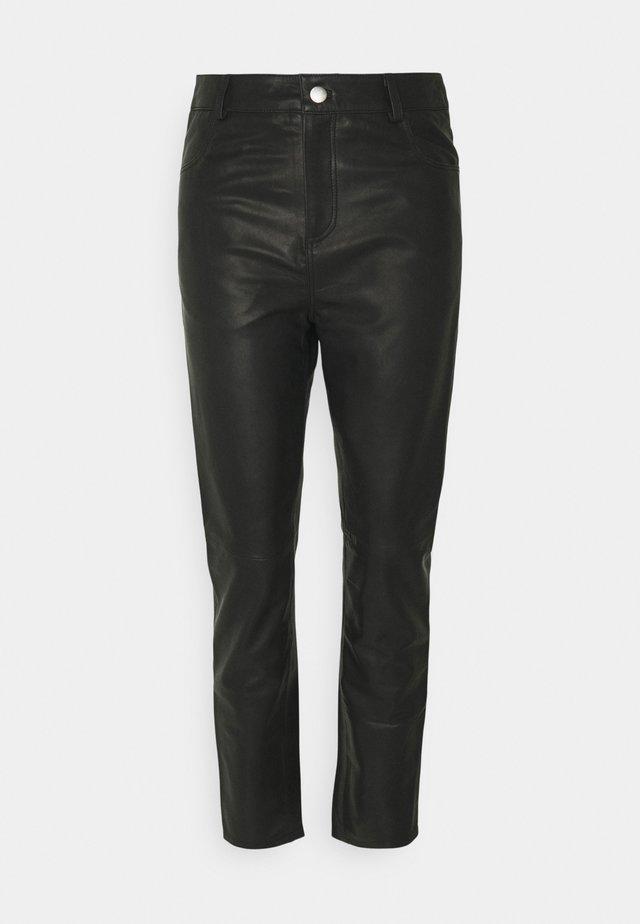PHOENIX PANTS - Bukse - black