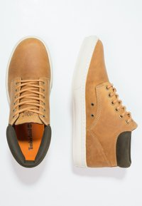 Timberland - ADVENTURE 2.0 CUPSOLE - High-top trainers - burnished wheat - 1