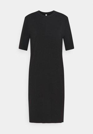 CORA DRESS - Sukienka koszulowa - black