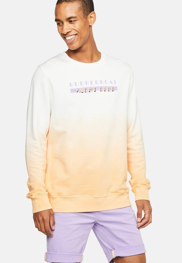 DANNY - Sweatshirt - pfirsisch