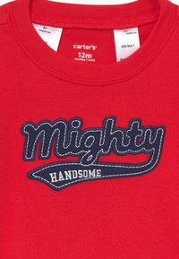 Carter's - MIGHTY - Kalhoty - red/dark blue - 4