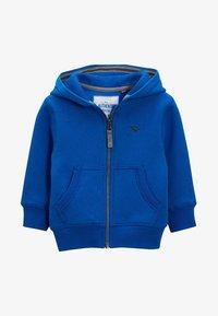 Next - Zip-up hoodie - blue - 0