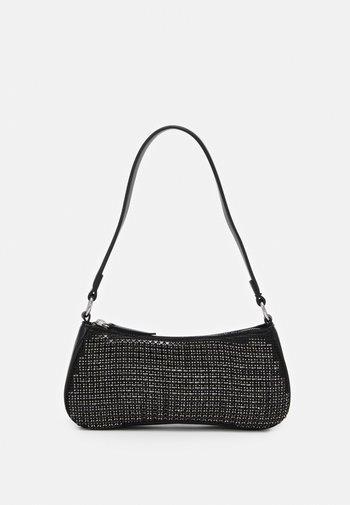 ONE SIDED SHOLDER - Handbag - black