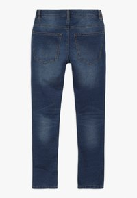 Benetton - TROUSERS - Relaxed fit jeans - blue denim - 1