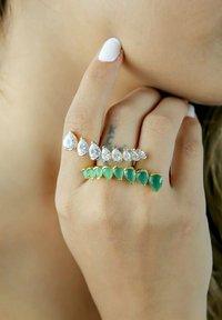 Bombay Sunset - Ring - green - 1