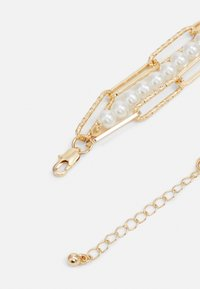 Pieces - PCILLY CHOKER NECKLACE - Smykke - gold-coloured - 1