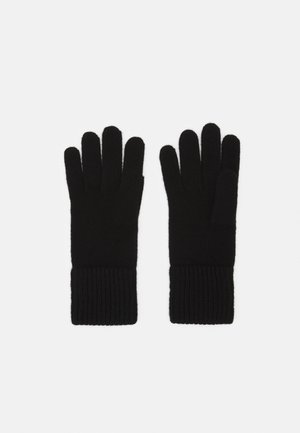 GLOVES - Handsker - black dark