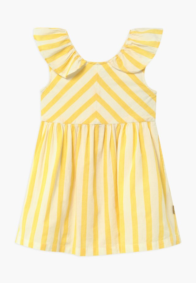 DORTHEA - Day dress - lemon drop