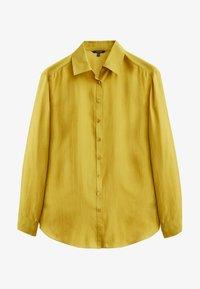 Massimo Dutti - Koszula - mustard yellow - 2
