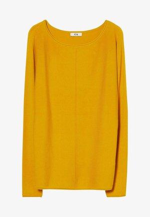 Jumper - yellow
