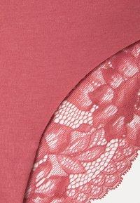 Anna Field - 7 PACK - Braguitas - pink/white/black - 8