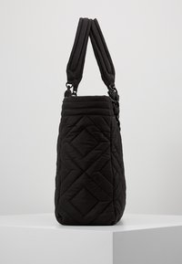 Tory Burch - FLEMING QUILTED TOTE - Tote bag - black - 3