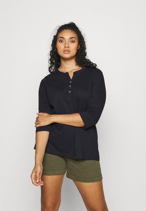 XCILLE BLOUSE - Long sleeved top - night sky