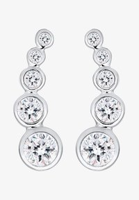 Elli - EARCUFF - Earrings - silver-coloured - 3
