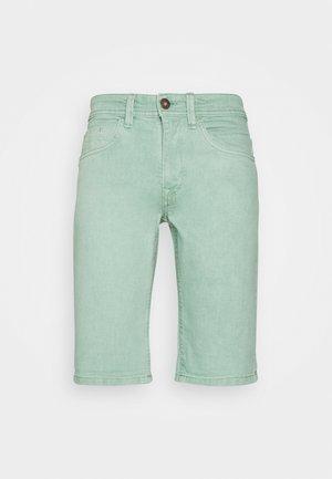 MCINTOSH - Shorts vaqueros - granite green