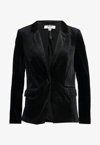 Dorothy Perkins Petite - JACKET - Blazer - black - 4