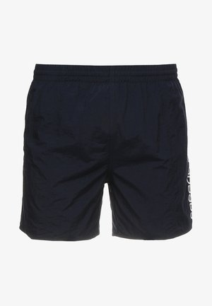 SCOPE WATER - Swimming shorts - navy/white