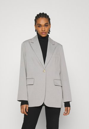 DAPHNE - Short coat - grau