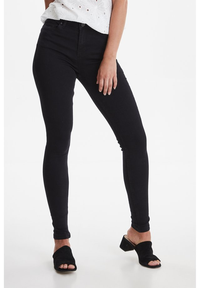 PZLIVA - Jeans Skinny Fit - black denim