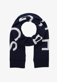 BOSS Kidswear - Scarf - grau/marine - 0