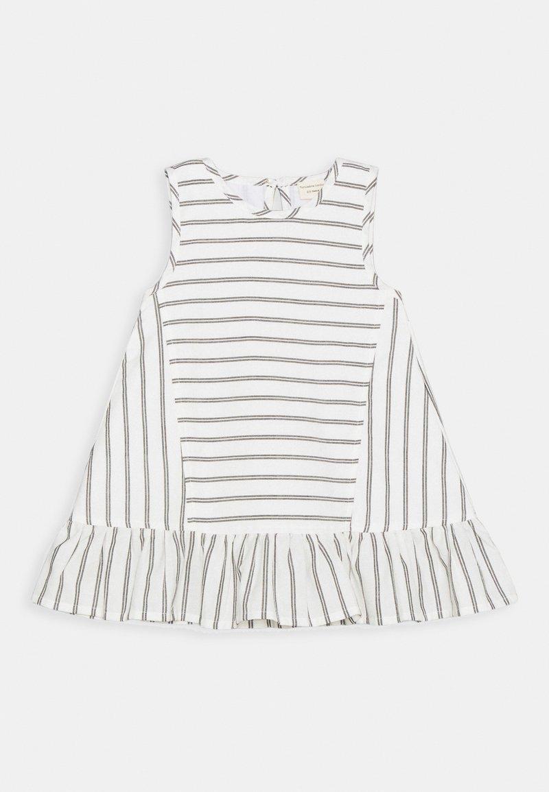 Turtledove - WIDE DRESS - Sukienka letnia - black/white