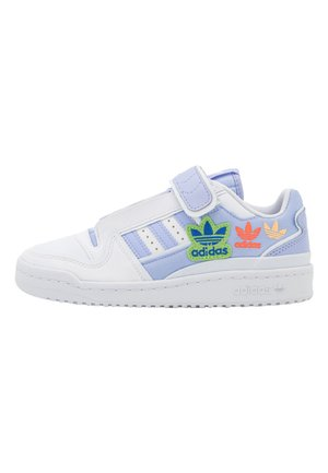 FORUM PLUS - Sneakersy niskie - white