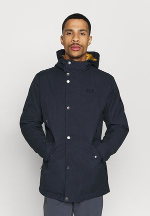 CLIFTON HILL JACKET - Outdoorová bunda - night blue