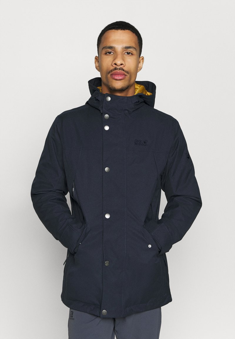 Jack Wolfskin - CLIFTON HILL JACKET - Outdoorjacke - night blue
