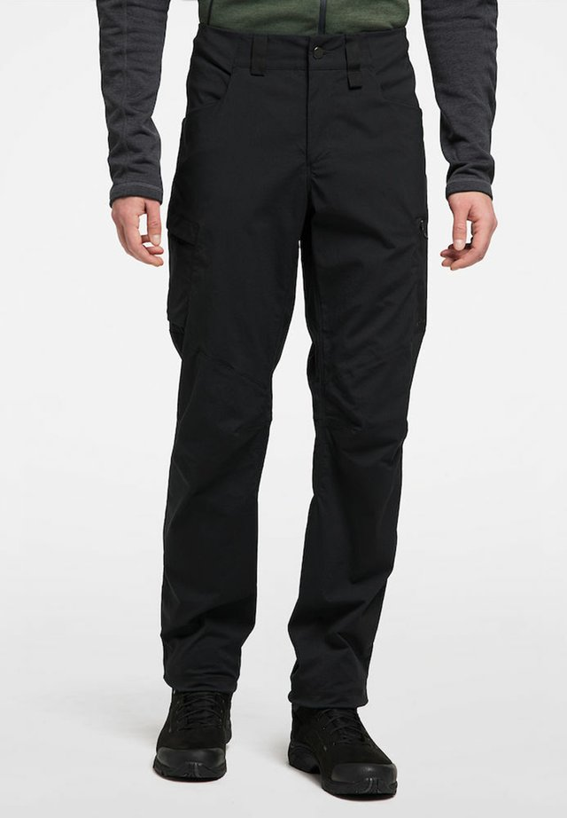 MID FJELL PANT - Trousers - true black