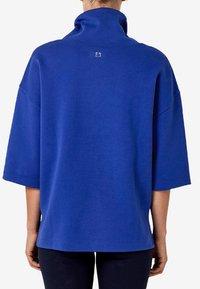 s.Oliver active - Sweatshirt - bright blue - 1